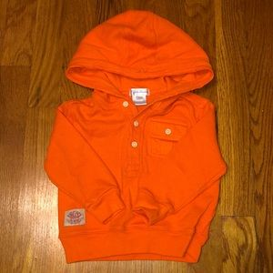 Ralph Lauren long sleeve thermal hoodie